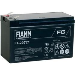 Larmbatteri 7,2Ah FG20721