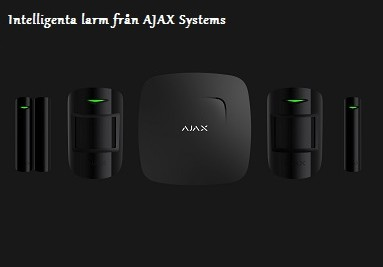 AJAX Larm